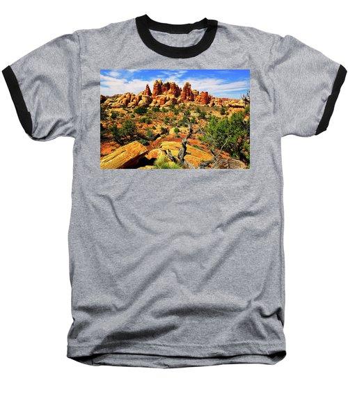 Doll House In The Desert Baseball T-Shirt