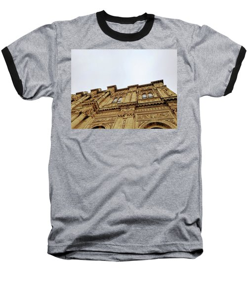 Dolmabahce Palace Baseball T-Shirt
