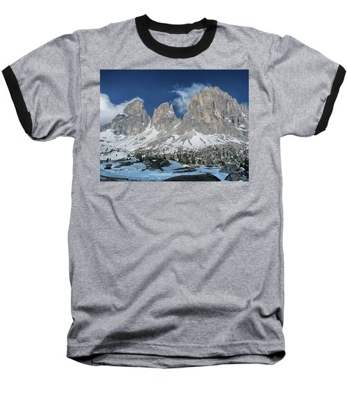 Dolomites 1 Baseball T-Shirt