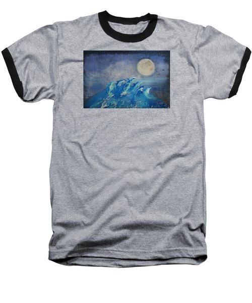 Dolphin Dreams Baseball T-Shirt