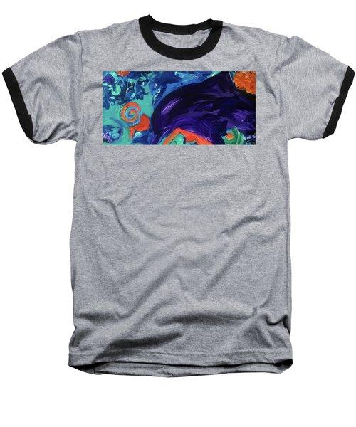 Dolphin Dreams Baseball T-Shirt