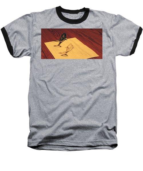 Dolphins Baseball T-Shirt