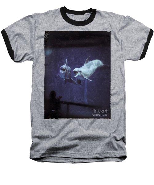 Dolphinspiration Baseball T-Shirt