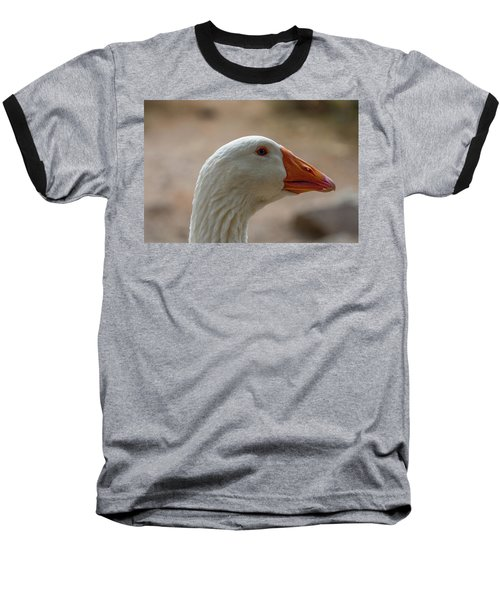 Domestic Goose Baseball T-Shirt