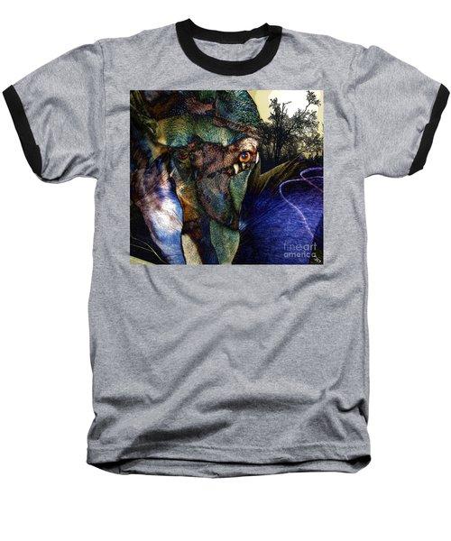 Domesticated Baseball T-Shirt