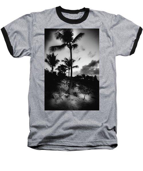 Dominicana Beach Baseball T-Shirt