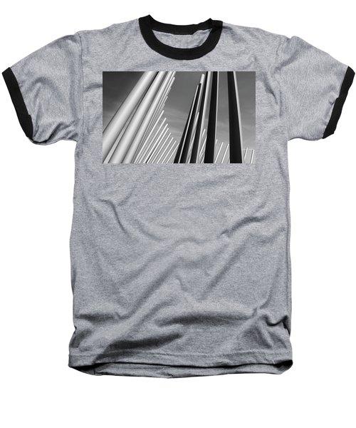 Domino Effect Baseball T-Shirt
