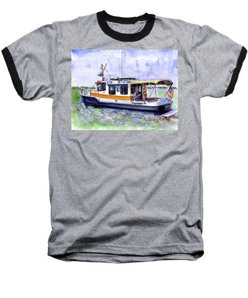 Don And Kathys Boat Baseball T-Shirt