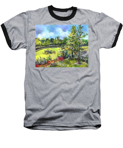 Don T Forget The Wall Baseball T-Shirt