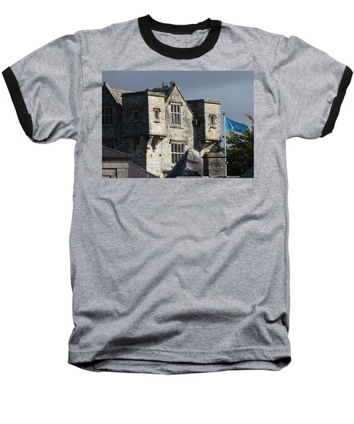 Donegal Castle Baseball T-Shirt