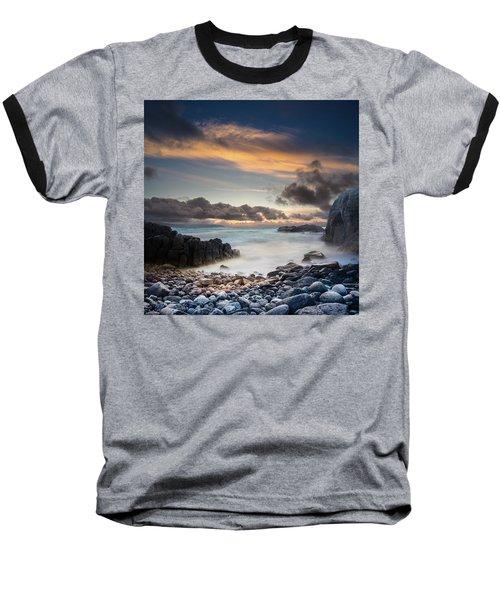Donegal Sunset 5 Baseball T-Shirt