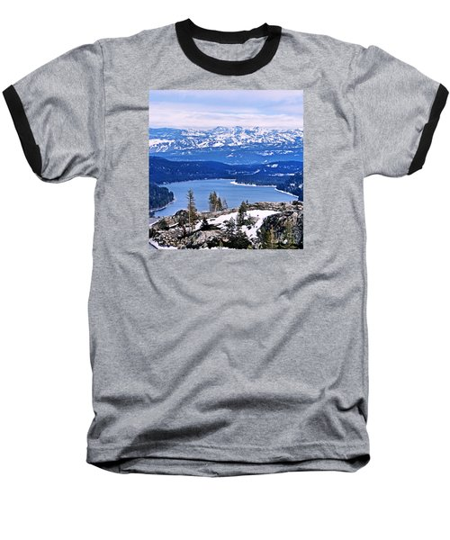 Donner Lake Baseball T-Shirt