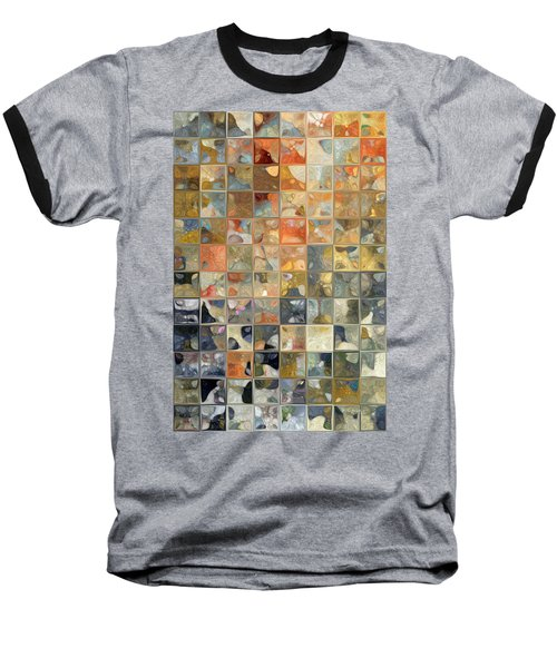 Don't Dream It's Over Baseball T-Shirt by Mark Lawrence