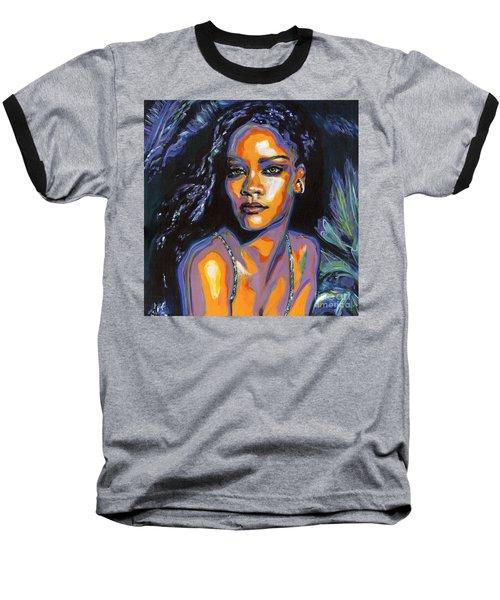 Rihanna Baseball T-Shirt