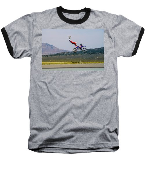 Don't Let Go Baseball T-Shirt