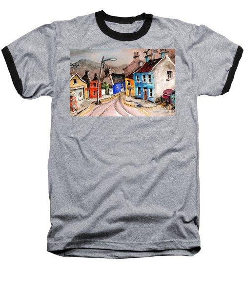 Dont Litter Eyeries, Beara Baseball T-Shirt