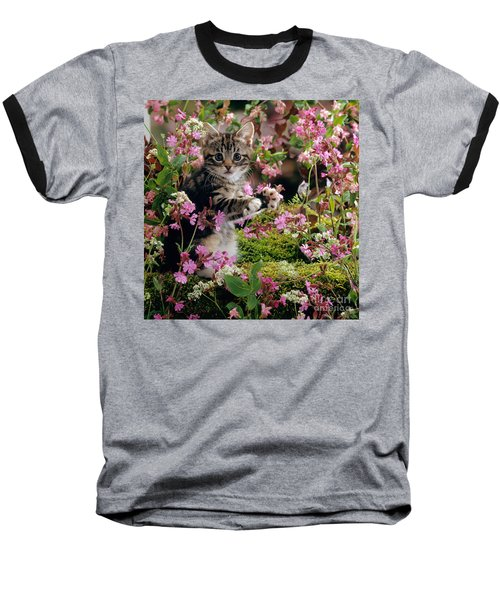 Don't Pick The Flowers Baseball T-Shirt
