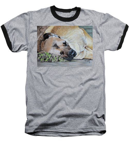 Dont Touch My Toy Baseball T-Shirt