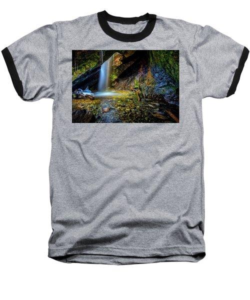 Donut Falls Baseball T-Shirt