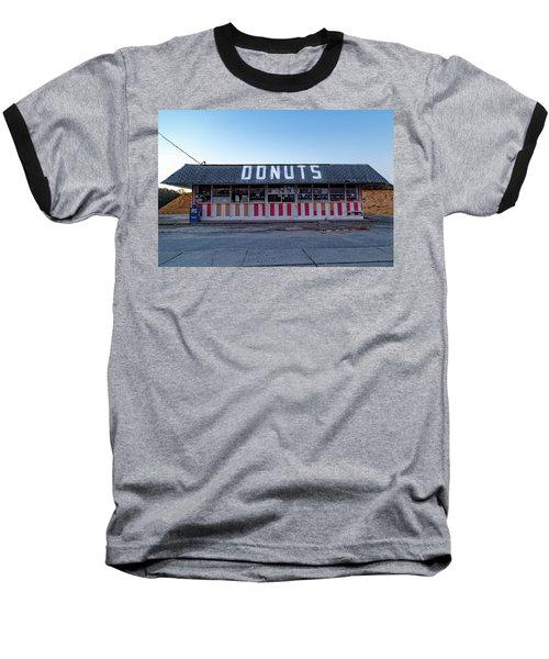 Donut Shop No Longer 3, Niceville, Florida Baseball T-Shirt