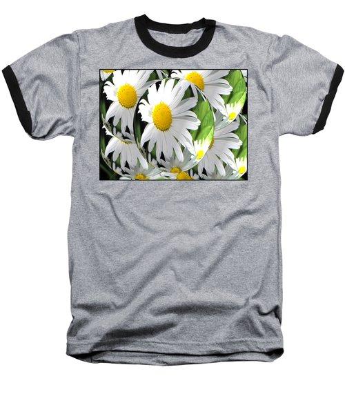 Doo Wop Daisies Baseball T-Shirt