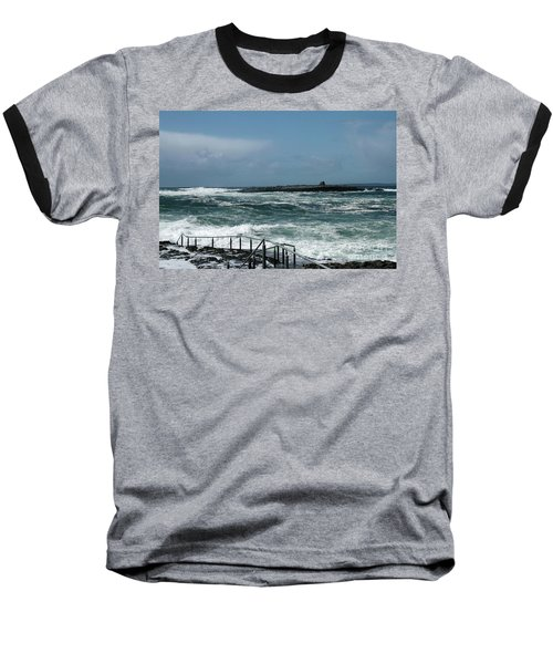 Doolin Waves Baseball T-Shirt