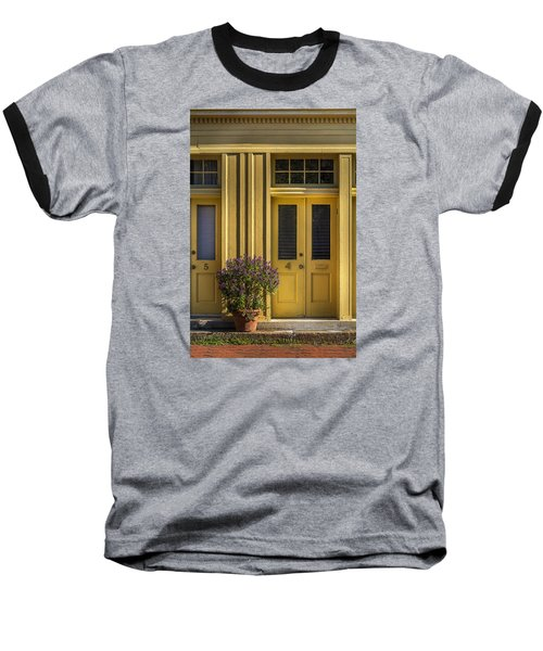Door 4 Baseball T-Shirt
