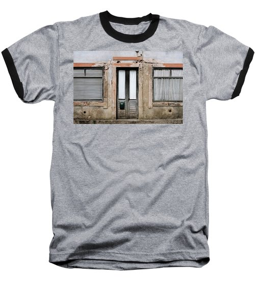 Baseball T-Shirt featuring the photograph Door No 128 by Marco Oliveira