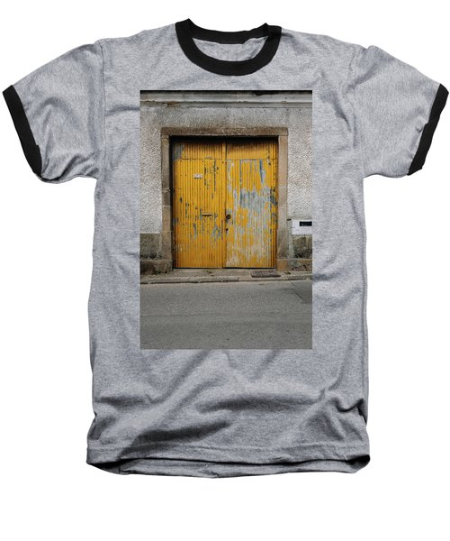 Baseball T-Shirt featuring the photograph Door No 152 by Marco Oliveira