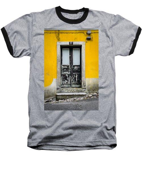 Door No 37 Baseball T-Shirt by Marco Oliveira