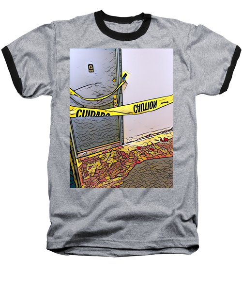 Door Of Perception Baseball T-Shirt