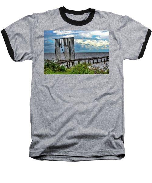 Door To Dock Baseball T-Shirt