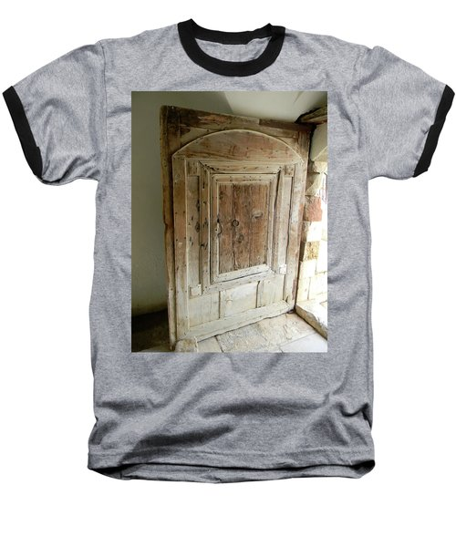 Door To Feudal Times Baseball T-Shirt