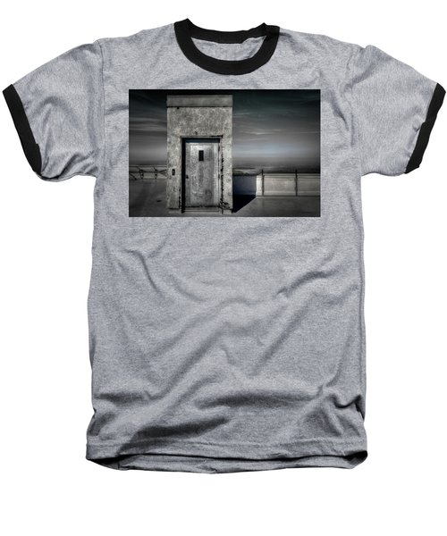 Door To Nowhere Baseball T-Shirt