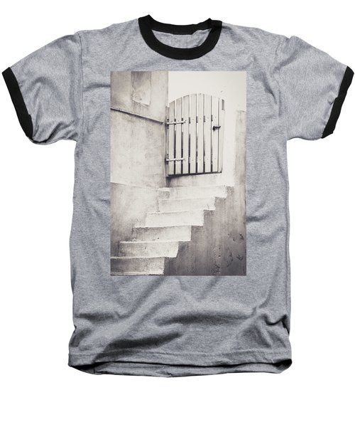 Door To Nowhere. Baseball T-Shirt