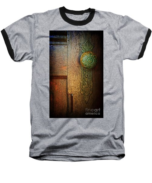 Doorknob Baseball T-Shirt