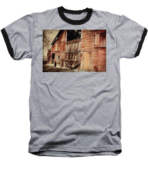 Doors Open Baseball T-Shirt