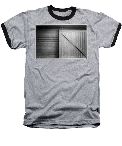 Doors Baseball T-Shirt by Wade Brooks