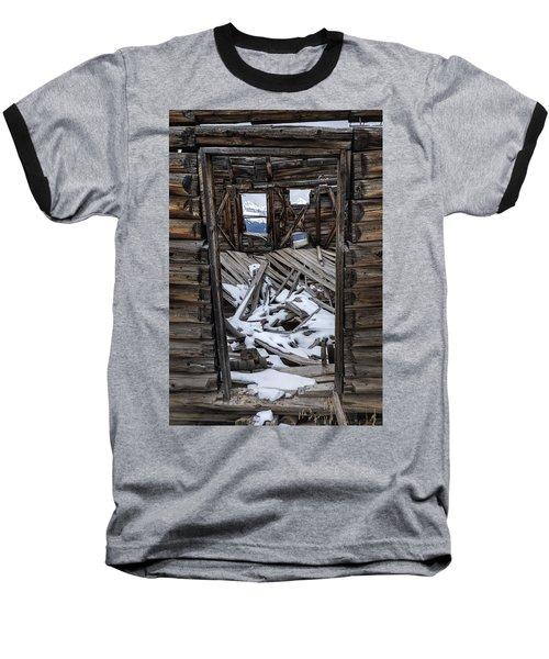 Doorway To The Past Baseball T-Shirt
