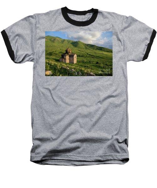 Dorband Monastery In The Field, Armenia Baseball T-Shirt