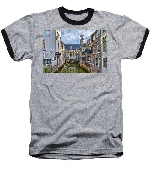 Dordrecht Town Hall Baseball T-Shirt