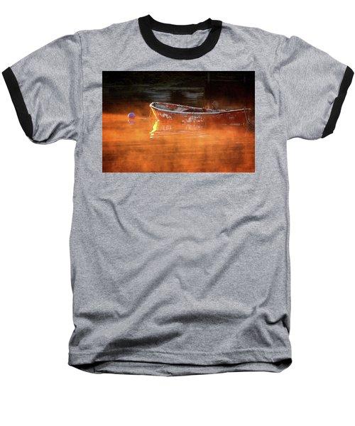 Dory In Orange Mist Baseball T-Shirt