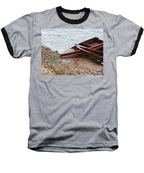 Dos Barcos Baseball T-Shirt