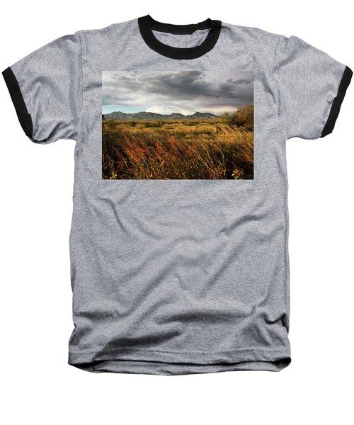 Dos Cabezas Grasslands Baseball T-Shirt