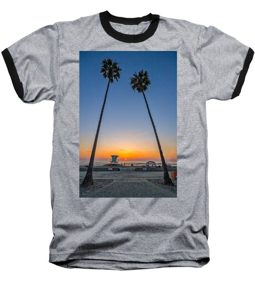 Dos Palms Baseball T-Shirt by Peter Tellone