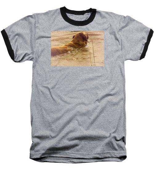 Double Coat Baseball T-Shirt
