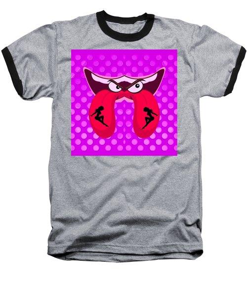 Double Helping Baseball T-Shirt