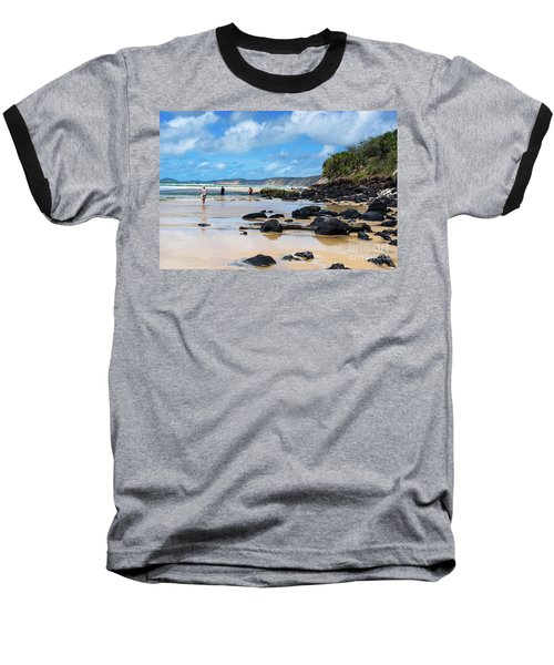 Double Island Point  Baseball T-Shirt