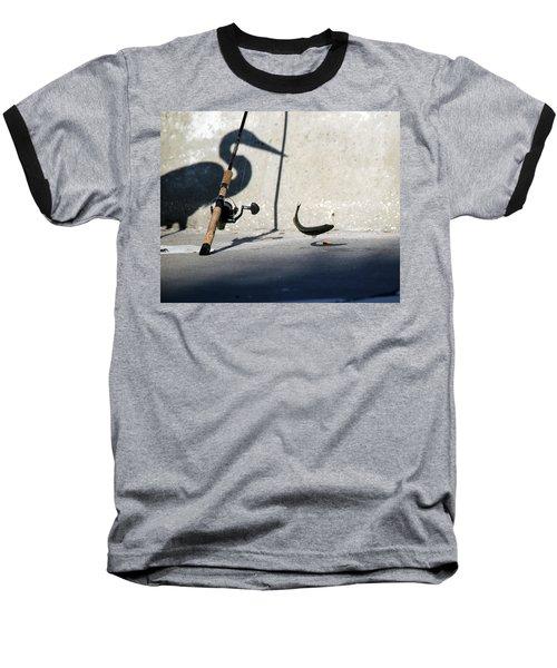 Double Jeapardy Baseball T-Shirt