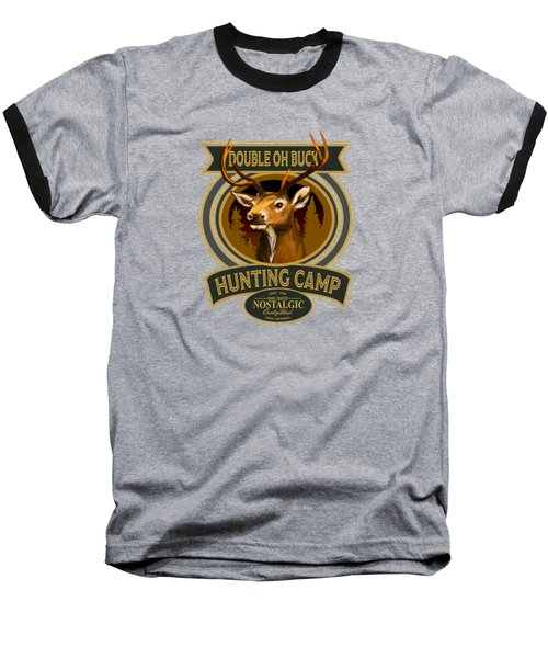 Double Oh Buck Baseball T-Shirt